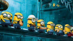 Funny Minion Wallpapers Desktop