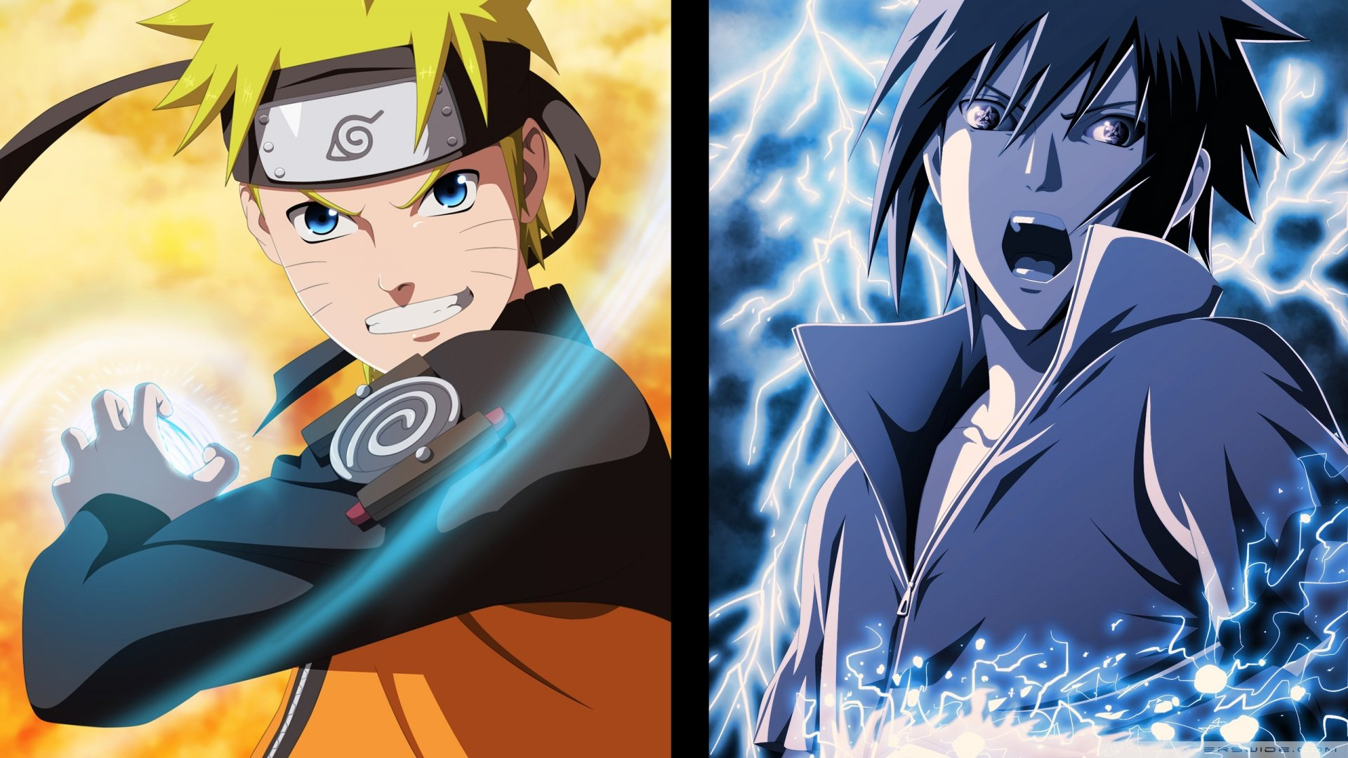 Naruto-Vs-Sasuke-Wallpaper-HD-Resolution