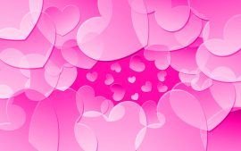 Heart Background free download