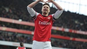 Olivier Giroud Wallpapers HD Arsenal FC