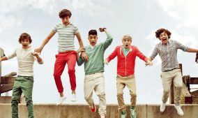 One Direction Desktop Background