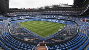 Real Madrid Santiago Bernabeu stadium wallpapers
