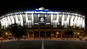 Real Madrid Stadium wallpapers hd