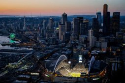 Seattle Seahawk Stadium Backgrounds