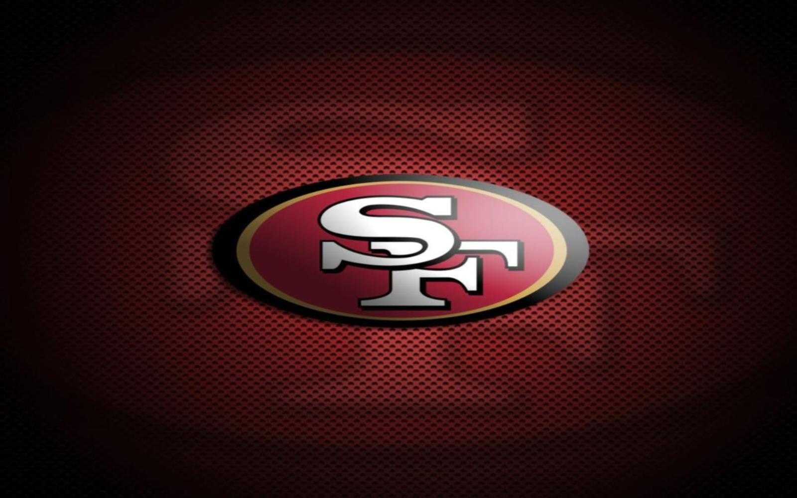 San francisco 49ers logo hd wallpapers wallpaper voltagebd Choice Image