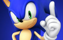 Free Sonic The Hedgehog Backgrounds Download