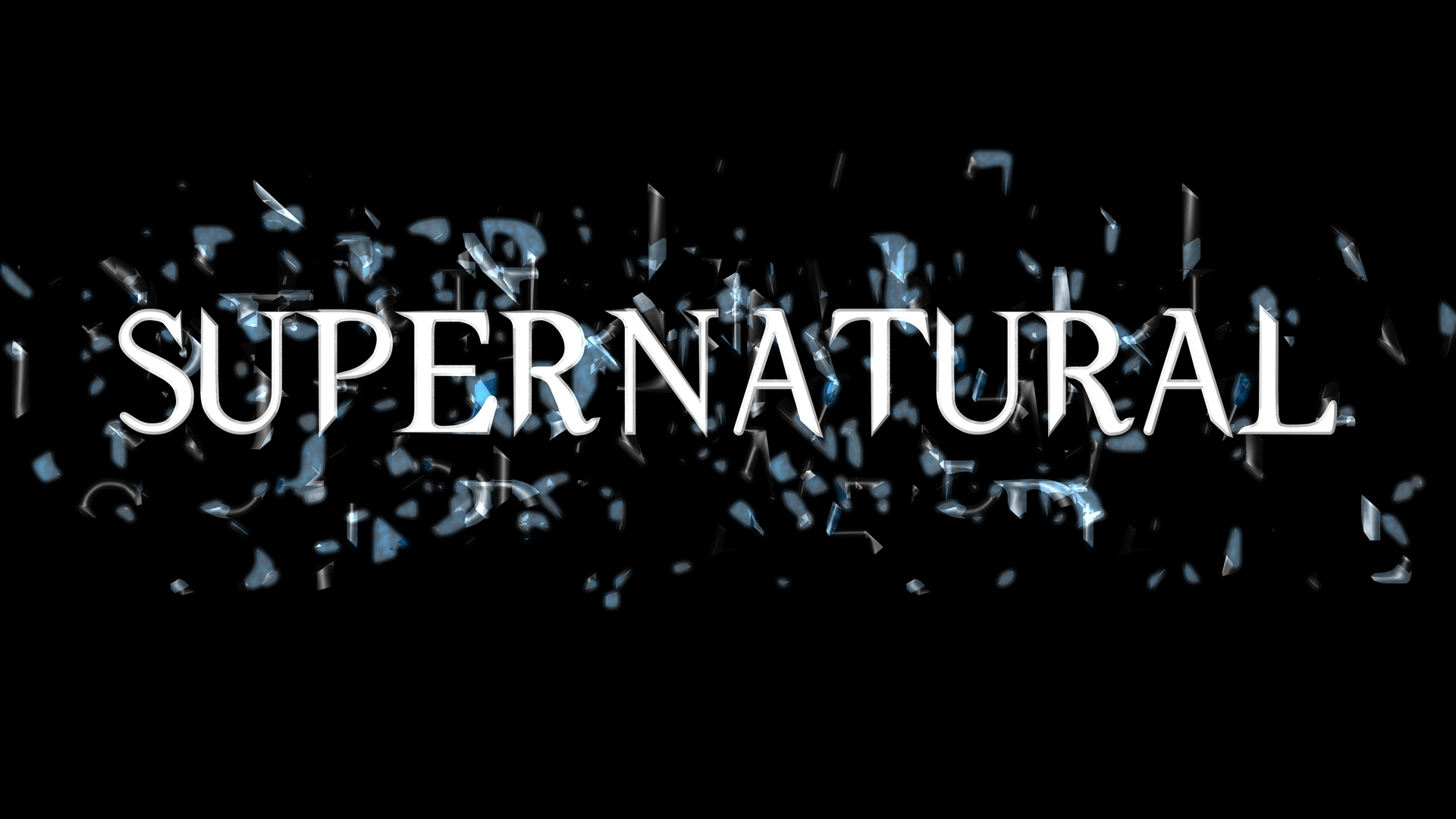 logo supernatural wallpaper wallpaperwiki