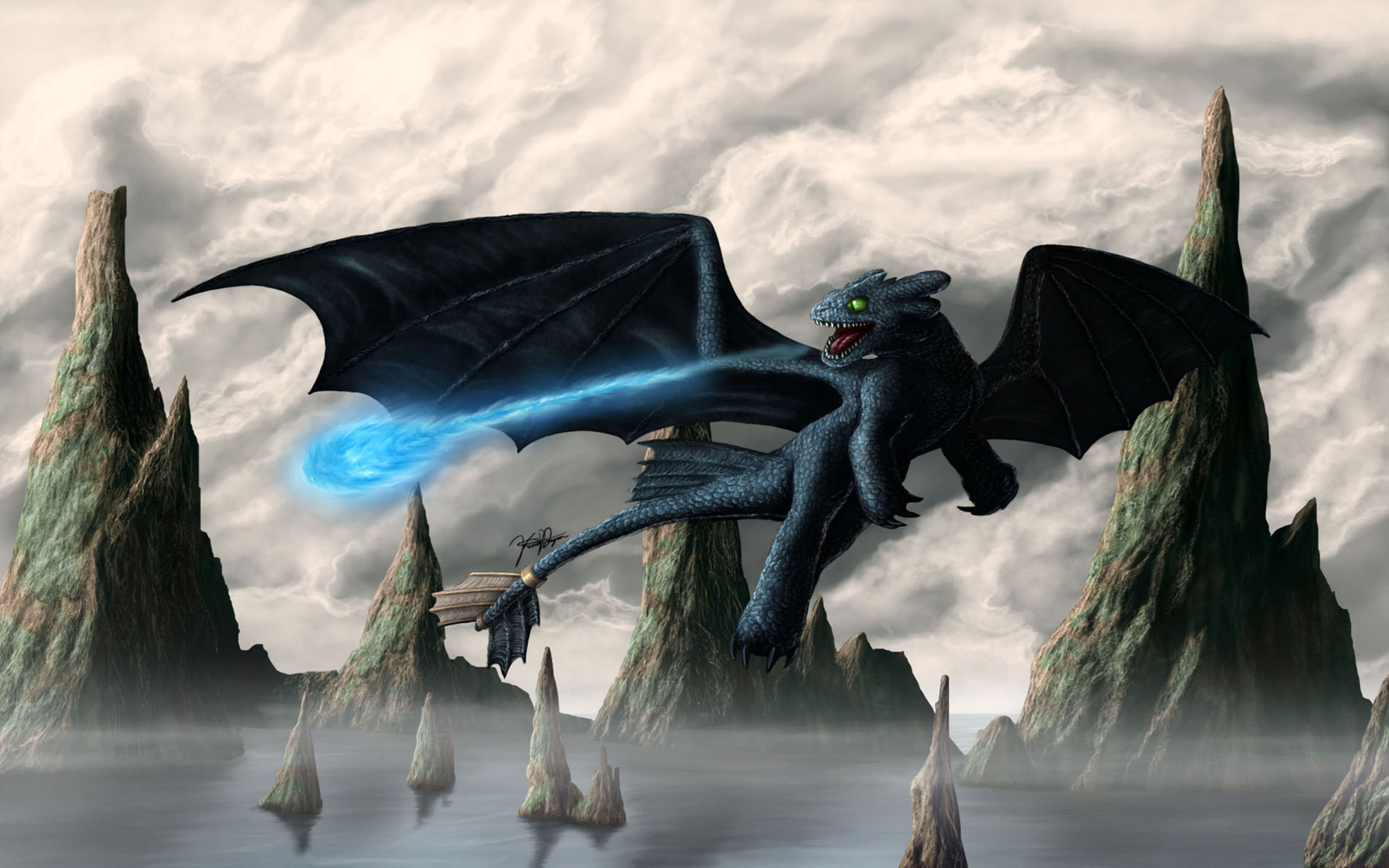 toothless-how-to-train-your-dragon-full-hd-wallpapers | wallpaper.wiki