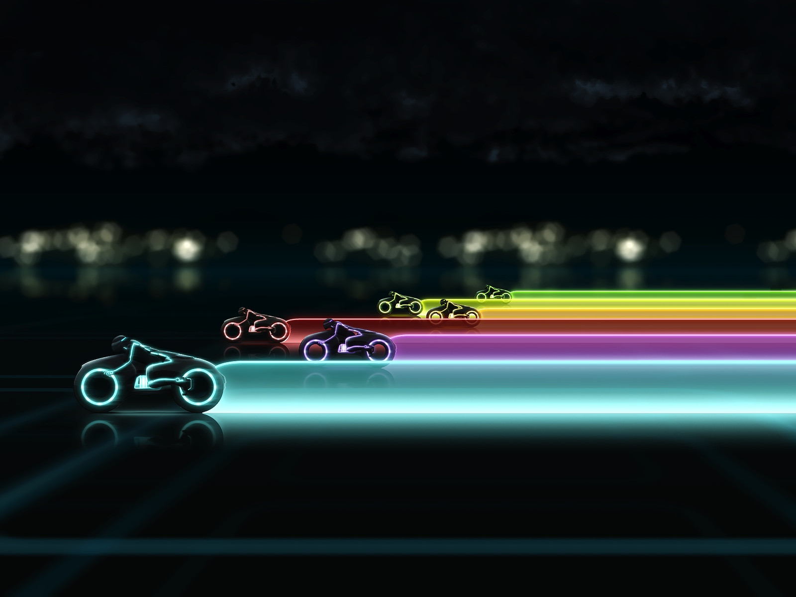 Tron-Legacy-Lightcycle-Race