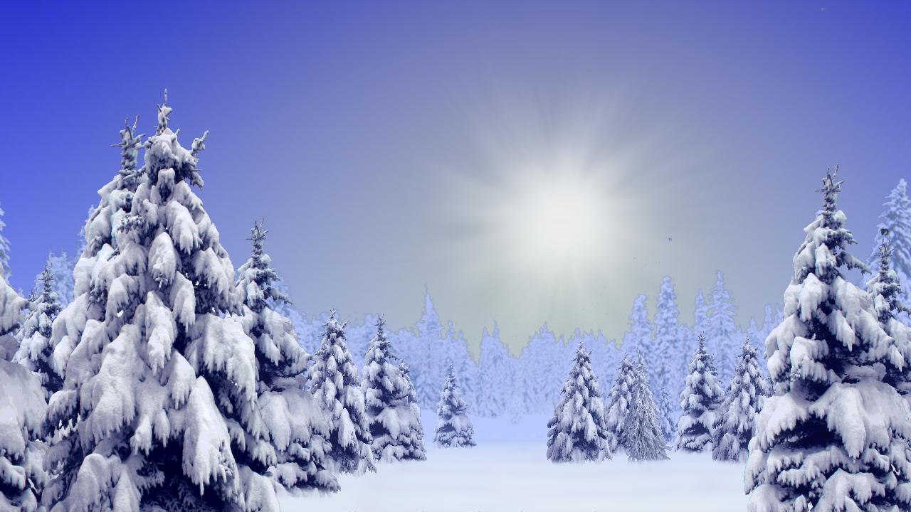 Free Winter Wallpaper