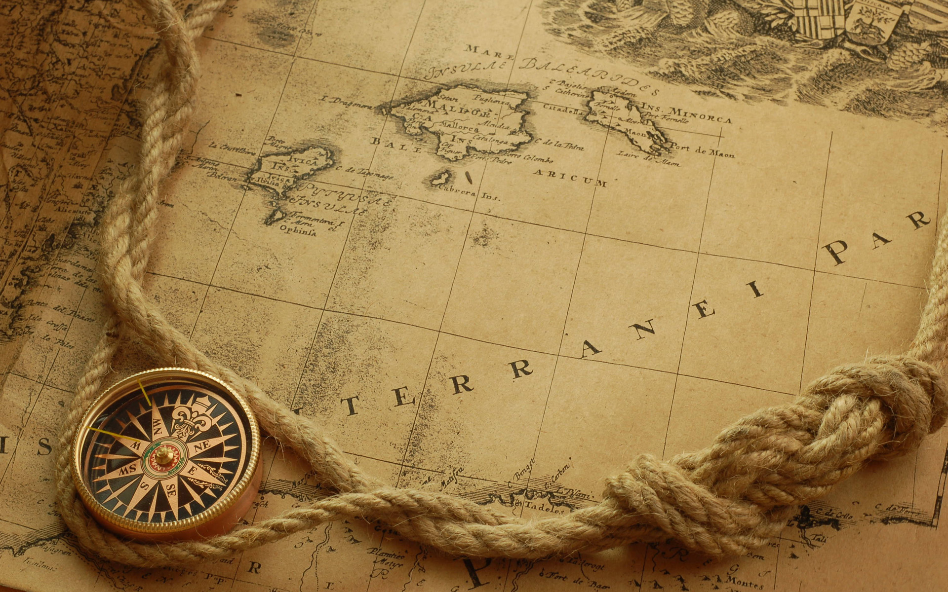 Travel Map Wallpaper High Definition
